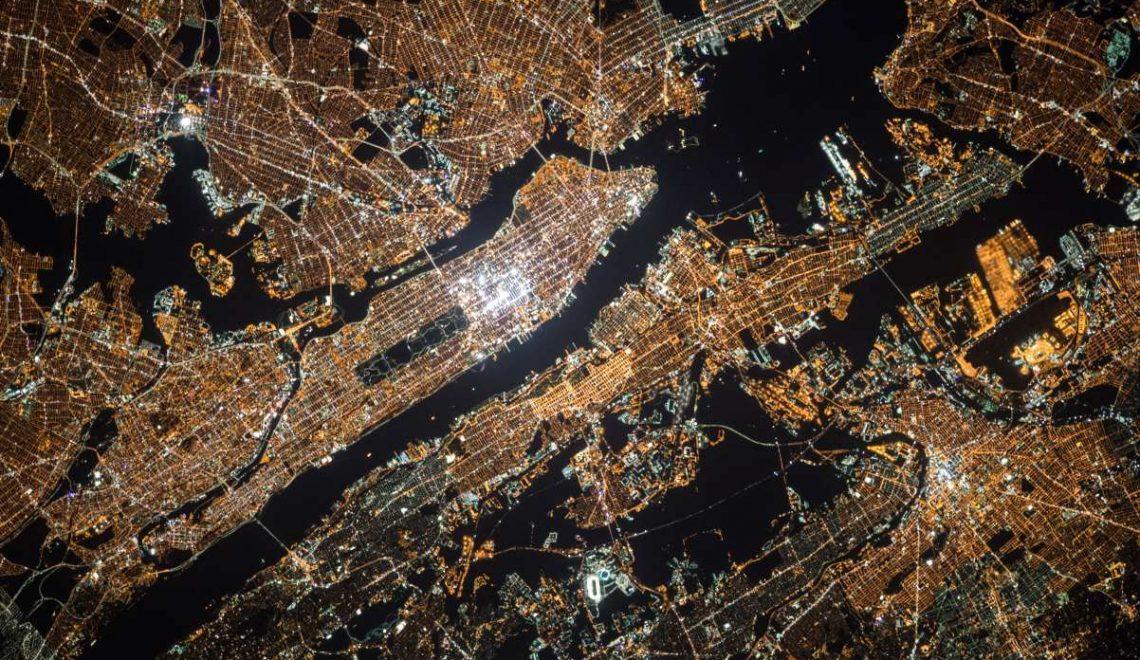 Empire State Building läutet Weihnachten ein