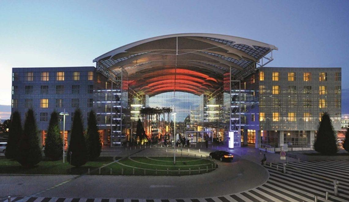Hilton Munich Airport Hotel–Erweiterung mit 162 Zimmern und neuem Design