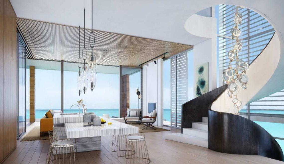 Erstes Waldorf Astoria auf den Malediven