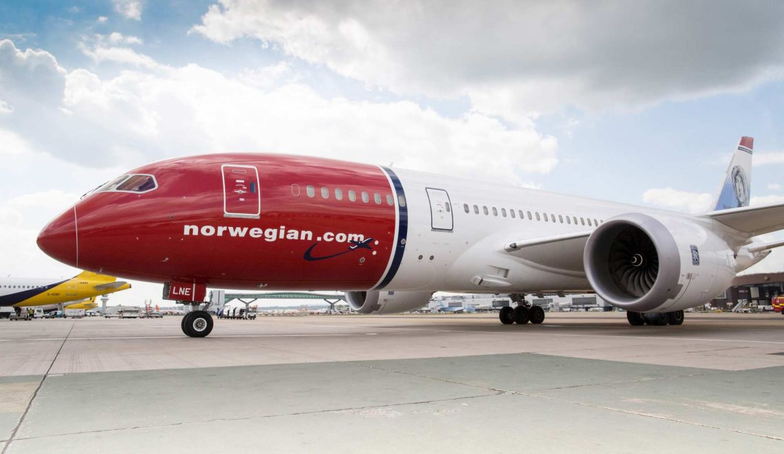 Neue US Routen bei Norwegian