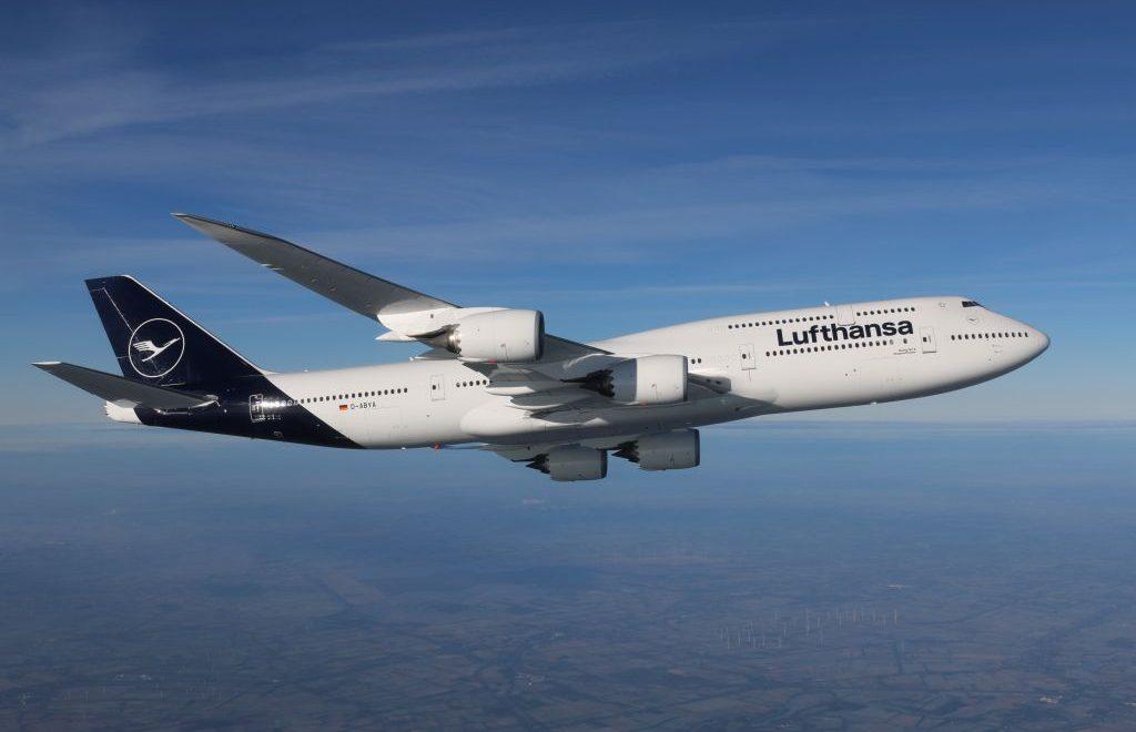 Neues Erscheinungsbild bei Lufthansa