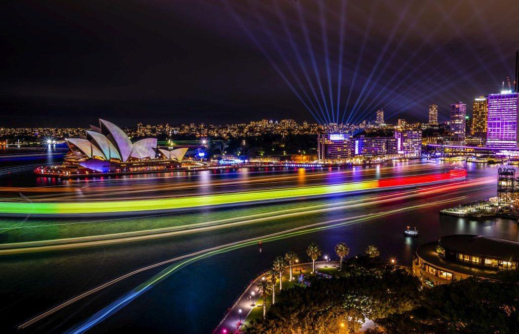 Vivid Sydney 2018 ist zu Ende