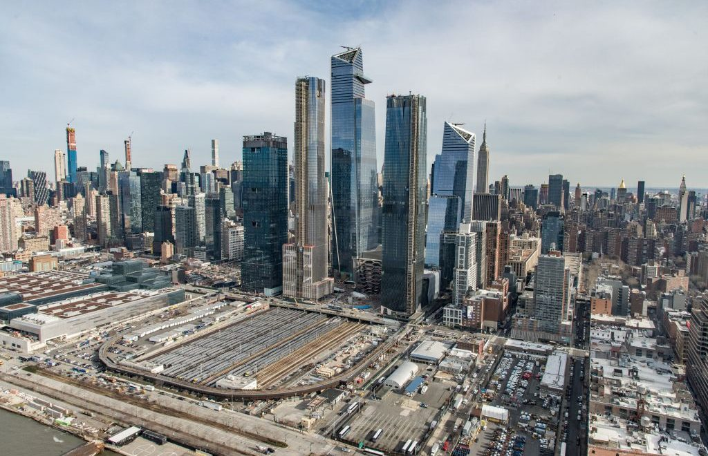 Hudson Yards in New York eröffnet